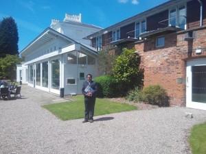Jose Kalapura at Chancellor's Hotel, June 29-July 1, 20171
