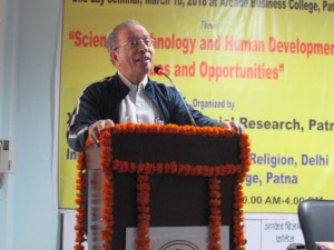 3- Dr. Job Kozhamthadam, delivering the keynote address, Mar 10, 20181