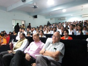 4-Student audience-Science-Religion Seminar, Arcade Business College, Patna, Mar 10, 20181