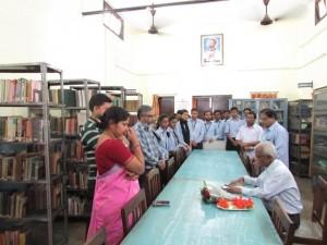 Dr. Navin Kumar Sinha Centre for Bihar Studies, Inauguration, Mar 28, 2018-31