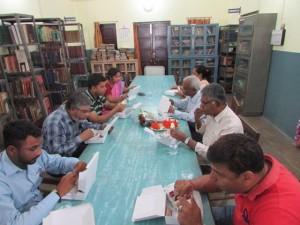 Dr. Navin Kumar Sinha Centre for Bihar Studies, Inauguration, Mar 28, 2018-41